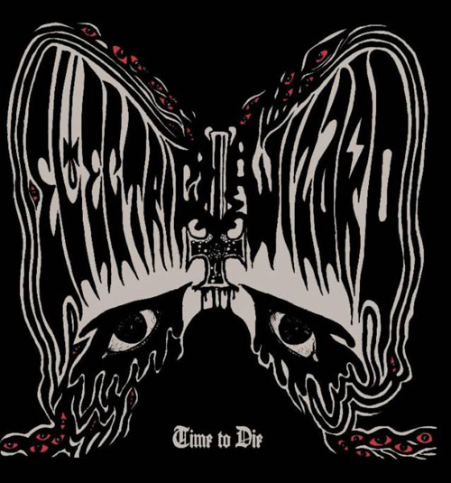 Electric Wizard TIME TO DIE – farbiges Vinyl