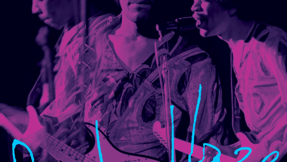 Jimi Hendrix PURPLE HAZE/FREEDOM – Live-Mitschnitt des Atlanta Pop Festivals vom  4. Juli 1970 in Byron, Georgia
