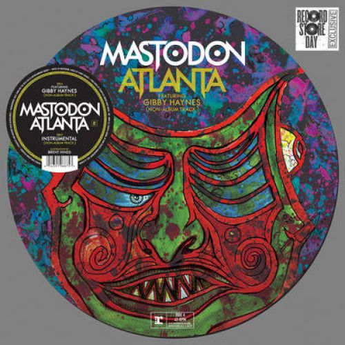 Mastodon ATLANTA - Picture Disc-Vinyl-Single
