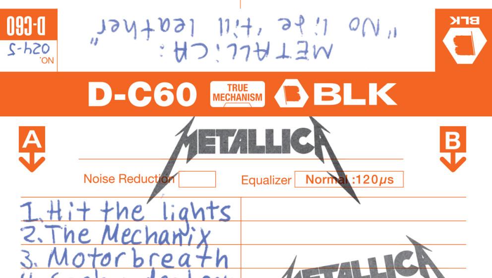 Metallica NO LIFE 'TIL LEATHER - Wiederveröffentlichung des Demos von 1982