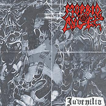 Morbid Angel JUVENILIA -  Live-Mitschnitt vom 14. November 1989, mit raren Fotos