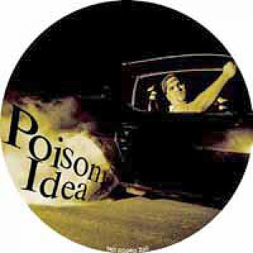 Poison Idea JUST TO GET AWAY/KICK OUT THE JAMS – 2000 St., einmalige Wiederauflage