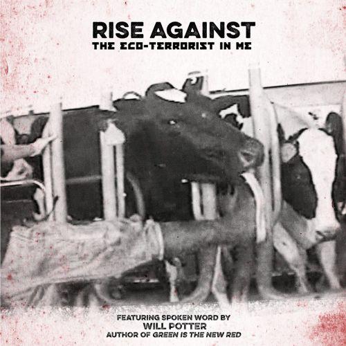 "Rise Against THE ECO-TERRORIST IN ME – 7"""