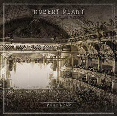 "Robert Plant MORE ROAR 10"", 3 Live-Songs"