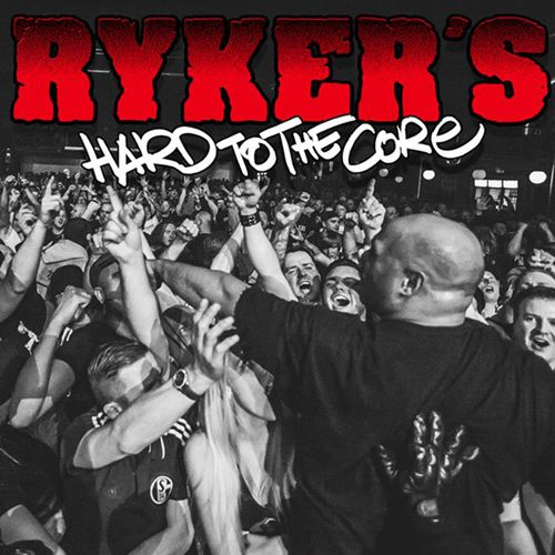 Rykers HARD TO THE CORE neonoranges Vinyl