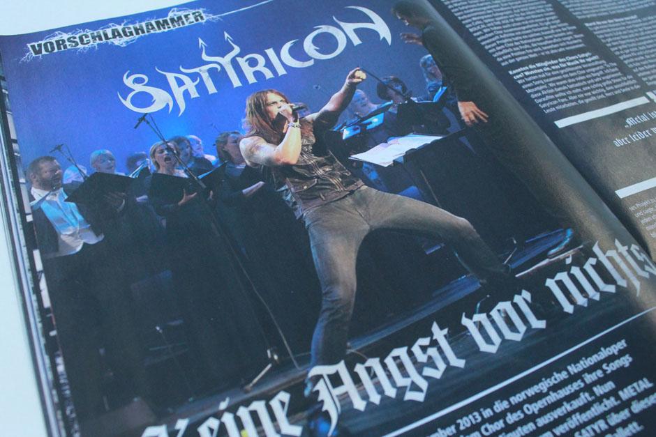 METAL HAMMER-Ausgabe 05/2015
