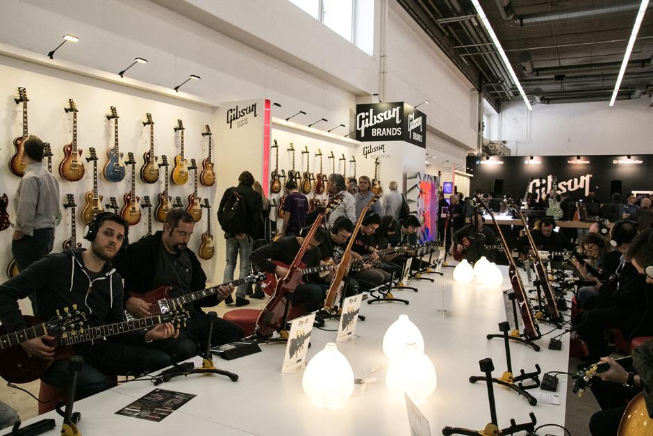 Musikmesse Frankfurt 2015