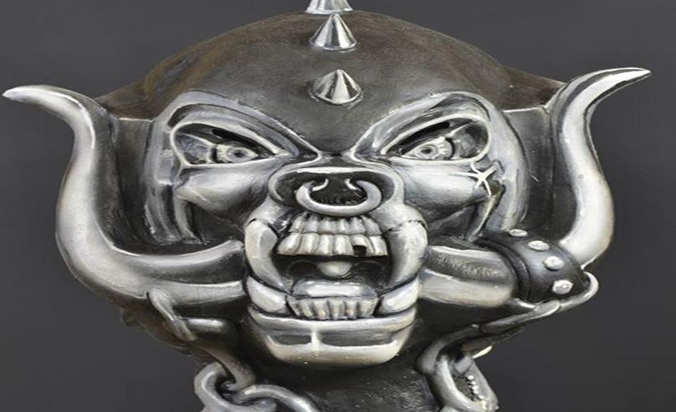 Snaggletooth-Maske