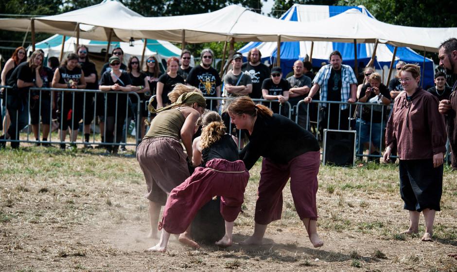 Fans und Atmo am Wacken Open Air 2014