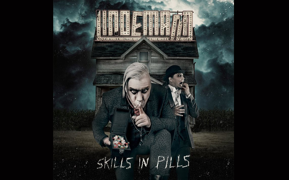 Artwork von Lindemann SKILLS AND PILLS