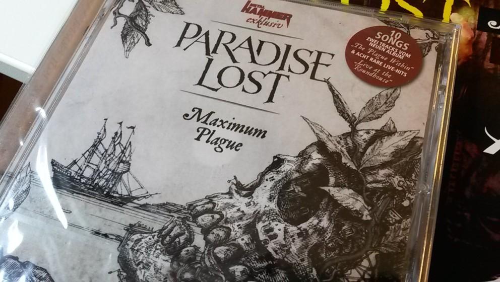 Paradise Lost MAXIMUM PLAGUE