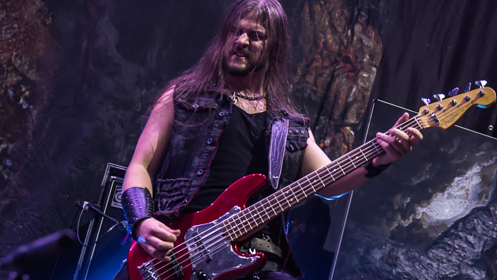 Iced Earth live, 13.11.2013, München: Olympiahalle