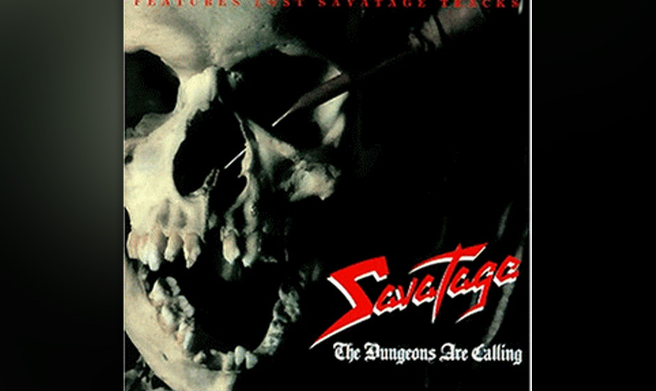 Savatage – The Dungeons Are Calling