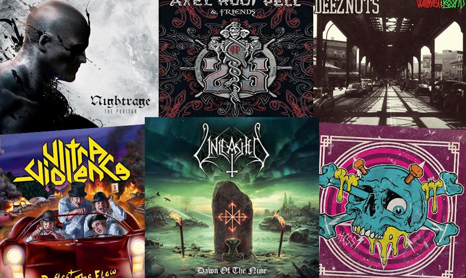 Alben der Woche vom 24. April 2015