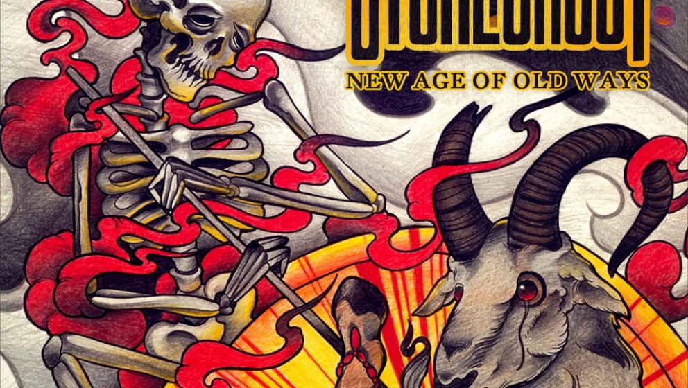 Stoneghost NEW AGES OF OLD WAYS
