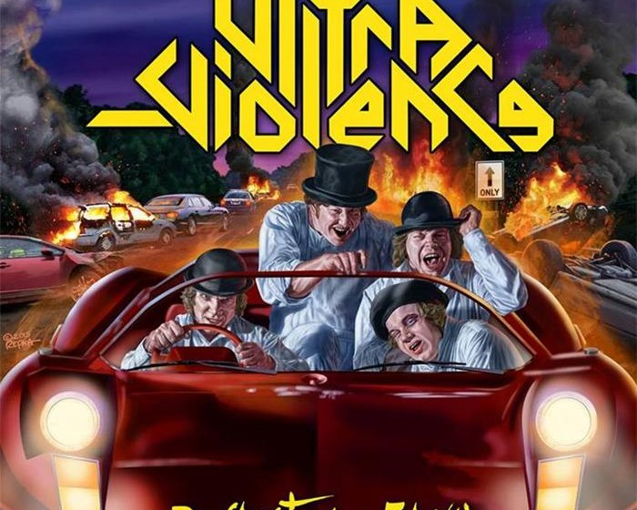 Ultra-Violence DEFLECT THE FLOW