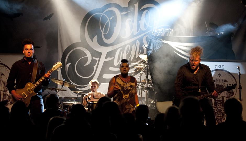 Oslo Faenskap live, 24.04.2015, Hamburg