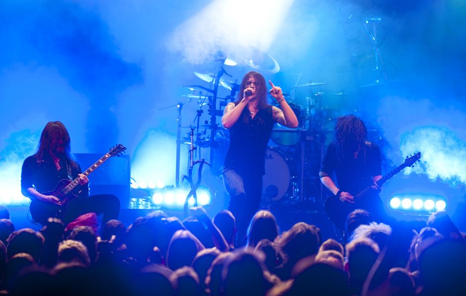 Satyricon live, 24.04.2015, Hamburg