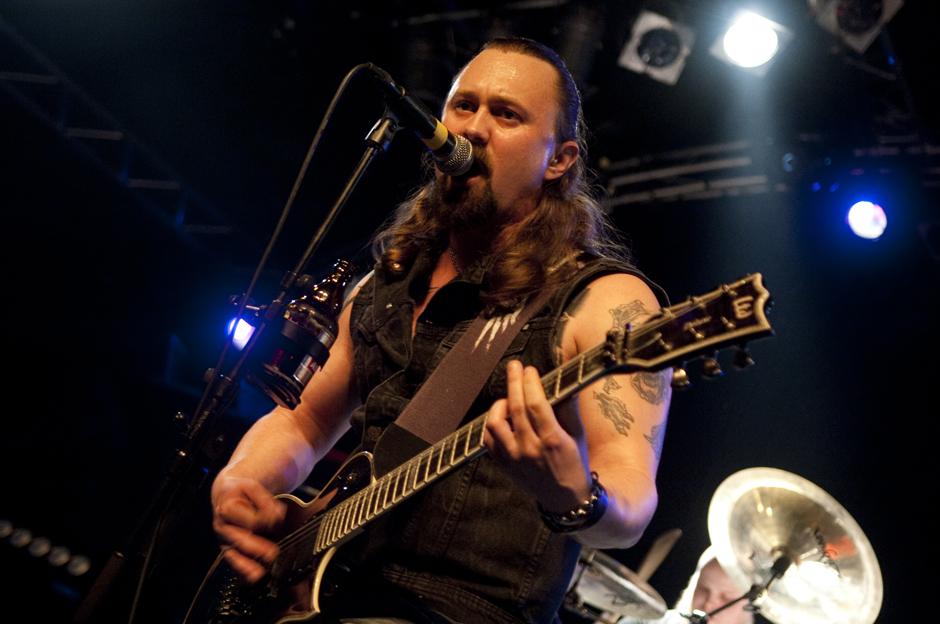 Vredehammer live, 24.04.2015, Hamburg