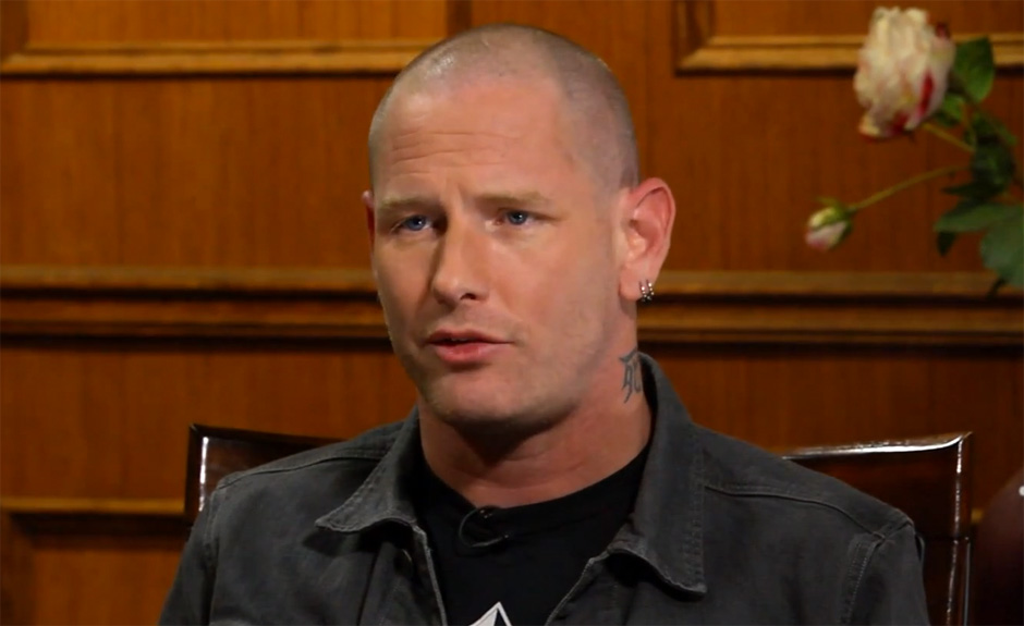 Corey Taylor in der Larry King Show 2014