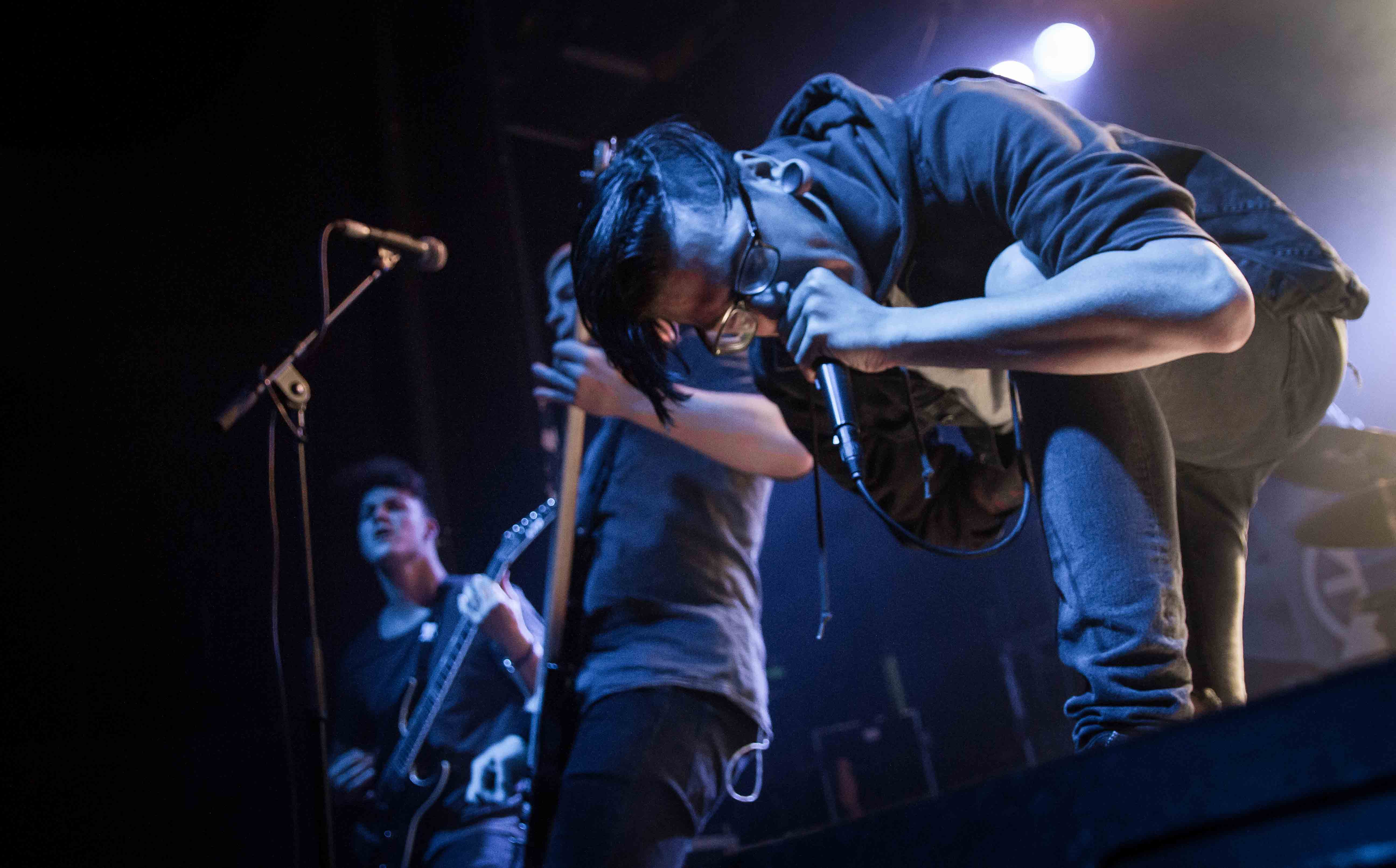 Burning Down Alaska live, 28.04.2015, Berlin