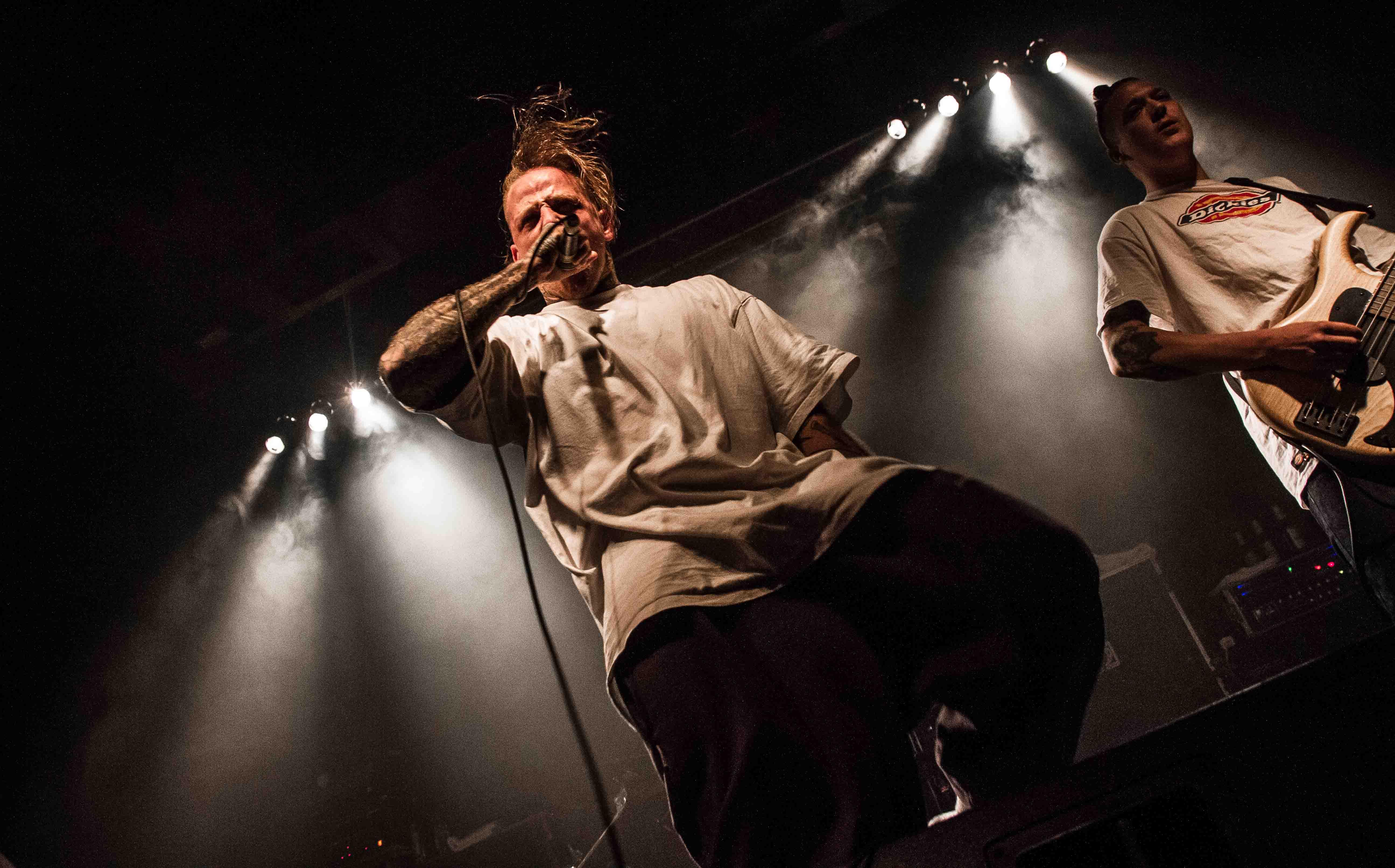 Nasty live, 28.04.2015, Berlin