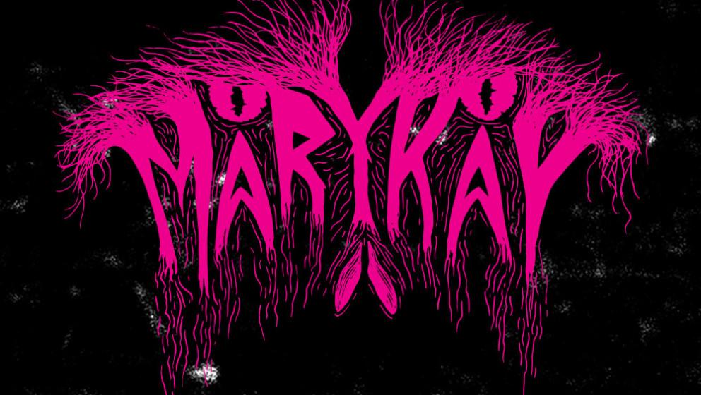 Mary Kay als  Metal-Logo