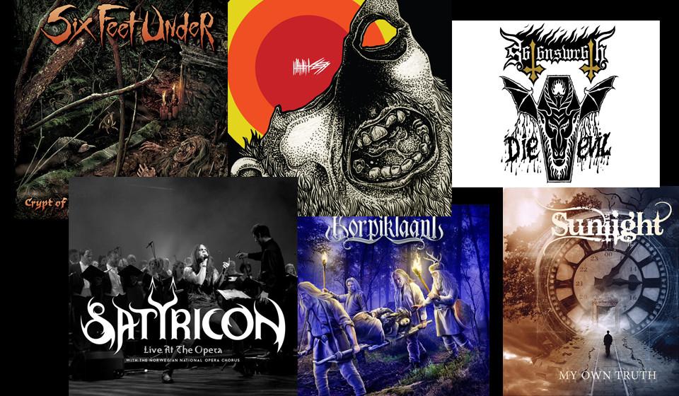 Alben der Woche vom 1. Mai 2015