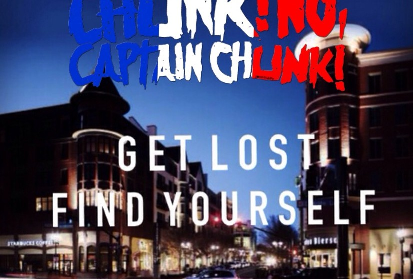 Chunk! No, Captain Chunk! GT LOST, FIND YOURSELF