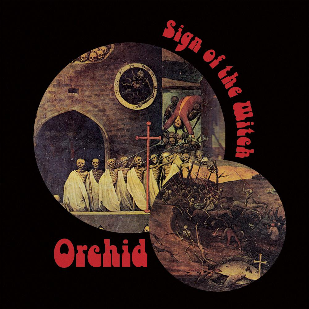 Orchid SIGN OF THE WITCH EP