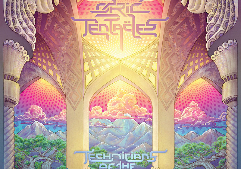 Ozric Tentacles TECHNICIANS OF THE SACRED