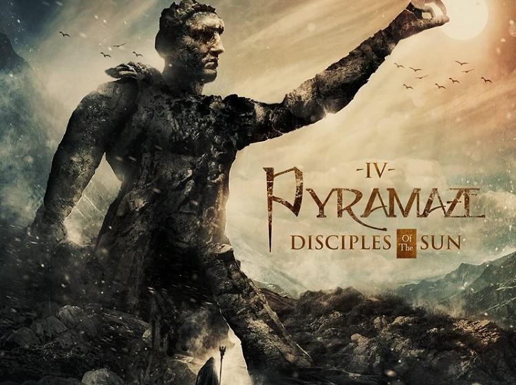 Pyramaze DISCIPLES OF THE SUN
