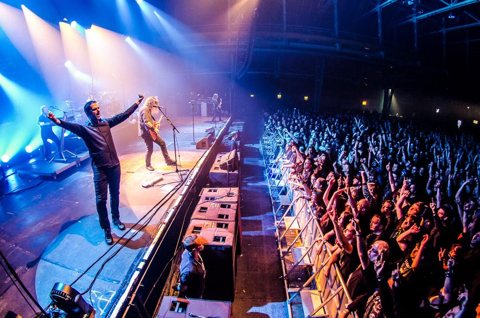 Blind Guardian live, 28.04.2015, München