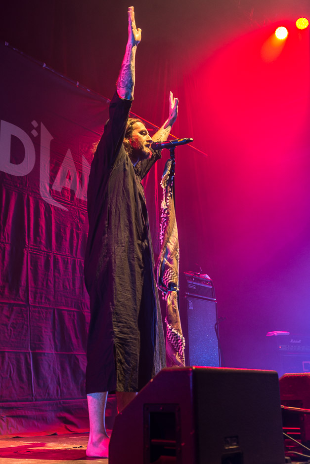 Orphaned Land live, 28.04.2015, München