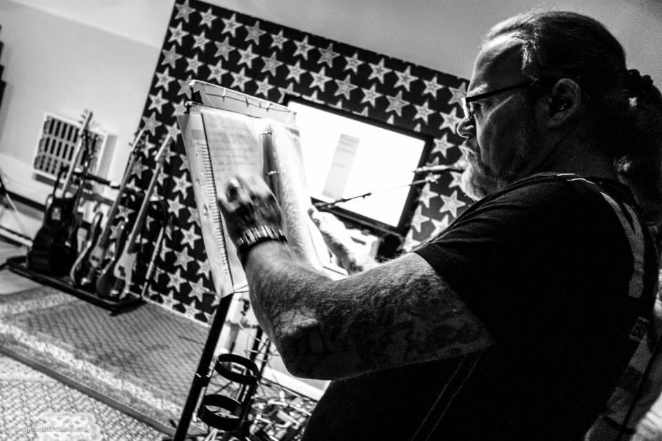 Fotos Böhse Onkelz Geben Einblicke Ins Studio