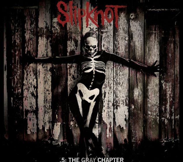 Slipknot .5 THE GRAY CHAPTER
