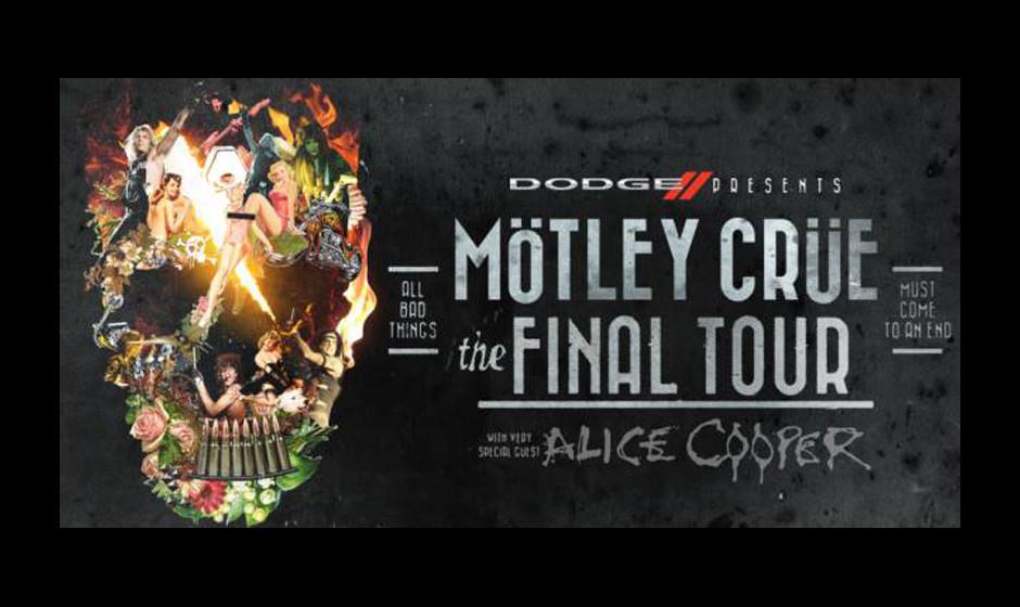 Mötley Crüe - The Final Tour