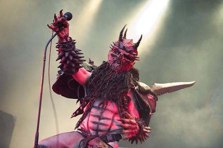 Gwar, live 2011, Sweden Rock Festival