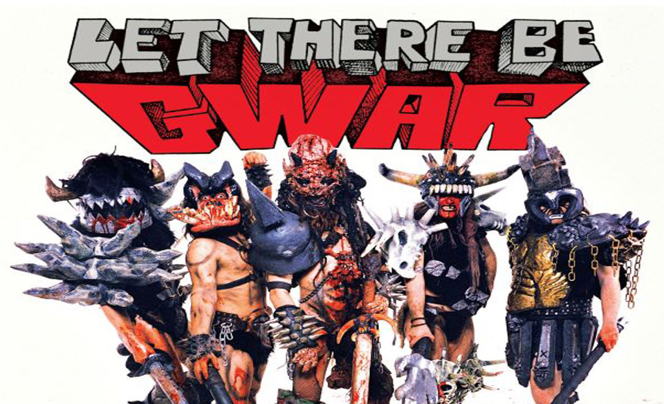 Cover des Buches 'Let There Be Gwar'