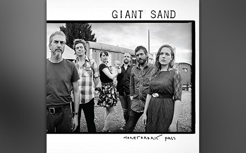 Giant Sand - Heartbreak Pass