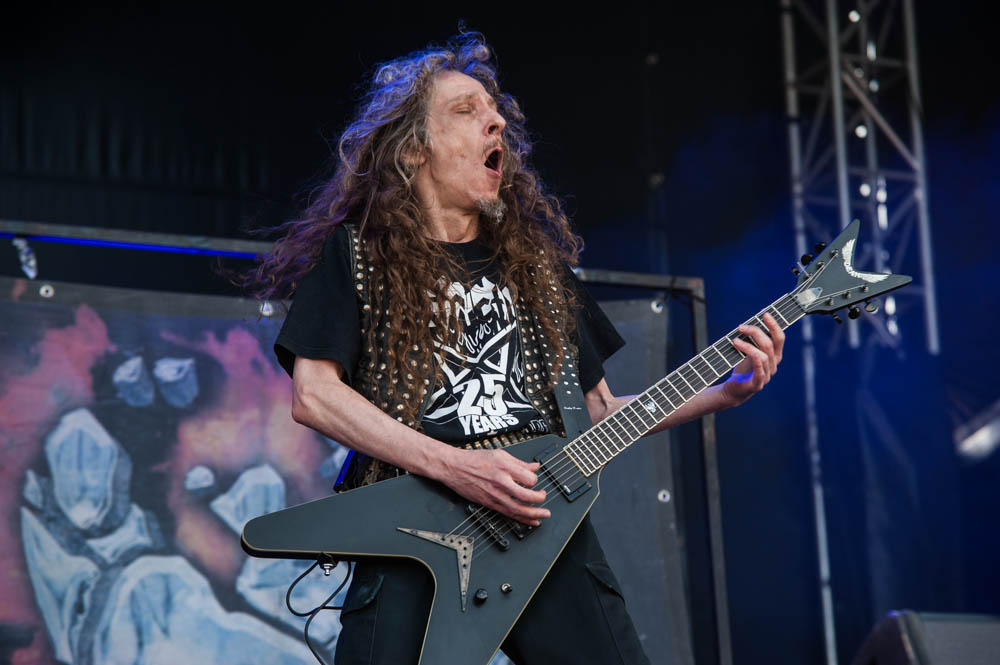 Destruction live, Rock Harz Festival 2014
