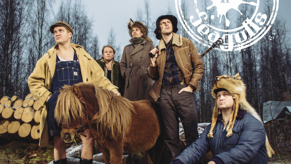 Steve 'N' Seagulls FARM MACHINE