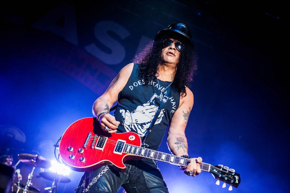 Anti-Mobbing Dokumentation mit Slash, Ozzy Osbourne...
