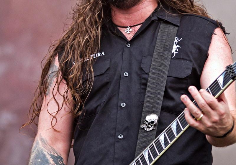 Sepultura, live, Wacken 2011