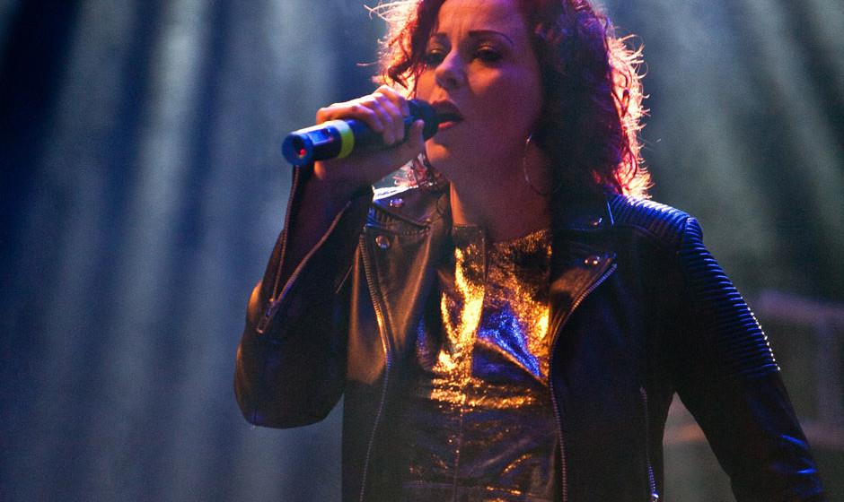 Devin Townsend Project + Anneke Van Giersbergen live, Summer Breeze 2014