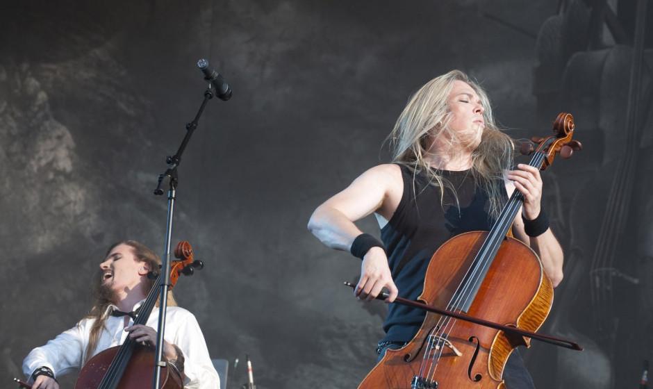 Apocalyptica live, Wacken Open Air 2014