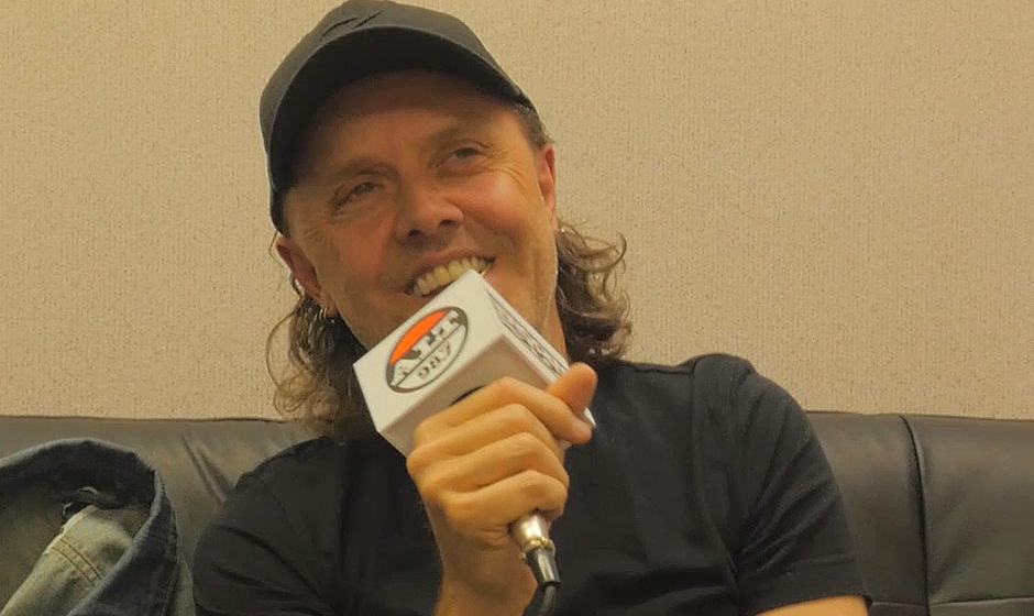 Lars Ulrich im Interview