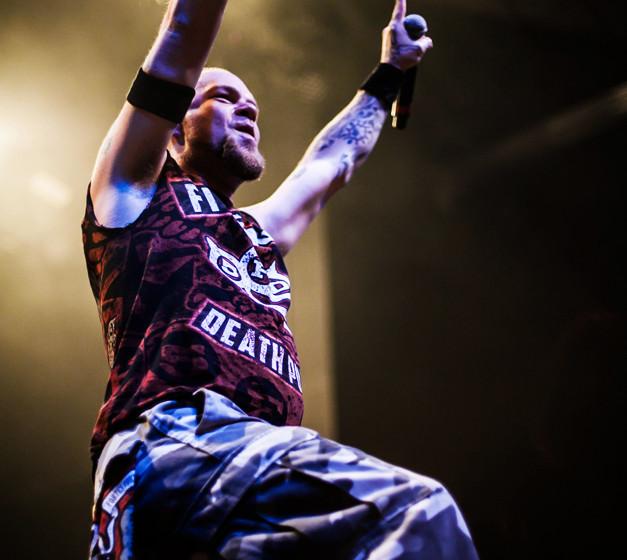 Five Finger Death Punch live, 21.03.2014, Wiesbaden