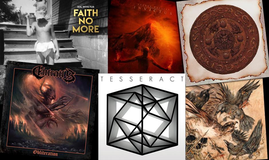 Die Alben der Woche 15.05.2015