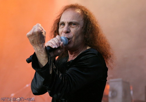 Ronnie James Dio live, Graspop 2009